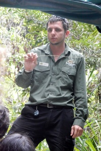 Thanks to this guy we now know about a dozen new ways to die, become horribly debilitated, or fall grievously ill in the long term because of beautiful rainforest plants. Thanks, buddy!