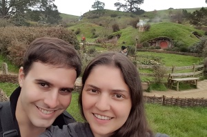 Hobbiton's two newest residents!