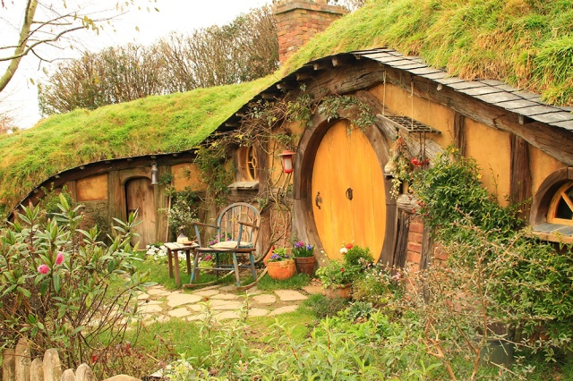 The Shire must be a truly wondrous realm where gardeners are held in high honor.