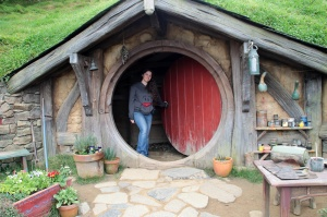 The one hobbit hole that actually had a fully realized interior